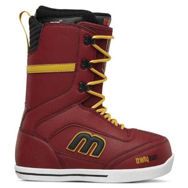 見事な THIRTY スノボー TWO(32)LO-CUT SEXTON '17 靴 BURGUNDY 17-18モデル メンズ スノーボード BURGUNDY ブーツ スノボー 靴, お餅の専門店【うさもち】:3b6aefaf --- canoncity.azurewebsites.net