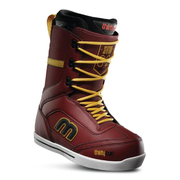 THIRTYTWO(32)LO-CUTSEXTON'17BURGUNDY17-18モデルメンズスノーボードブーツスノボー靴