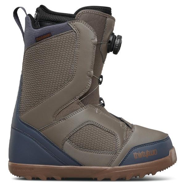 1着でも送料無料 THIRTY 靴 TWO(32)STW 17-18モデル BOA '17 BROWN 17-18モデル メンズ ブーツ スノーボード ブーツ スノボー 靴, 雑貨CalmHouse:ae368ffe --- canoncity.azurewebsites.net