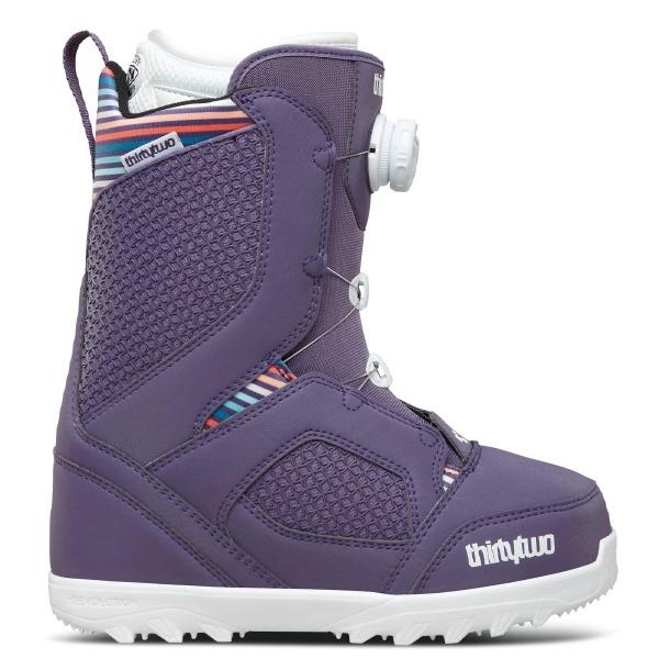 【レビューで送料無料】 THIRTY TWO(32)STW PURPLE BOA 靴 W'S '17 PURPLE 17-18モデル 17-18モデル レディース スノーボード ブーツ スノボー 靴, 新品とリサイクル着物呉服のきくや:6aa2965e --- business.personalco5.dominiotemporario.com