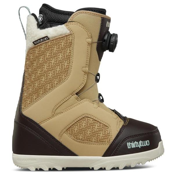 【SALE】 THIRTY TWO(32)STW THIRTY BOA W'S ブーツ '17 TAN/BLACK 17-18モデル レディース スノボー スノーボード ブーツ スノボー 靴, 昭和町:97f6c8d8 --- construart30.dominiotemporario.com