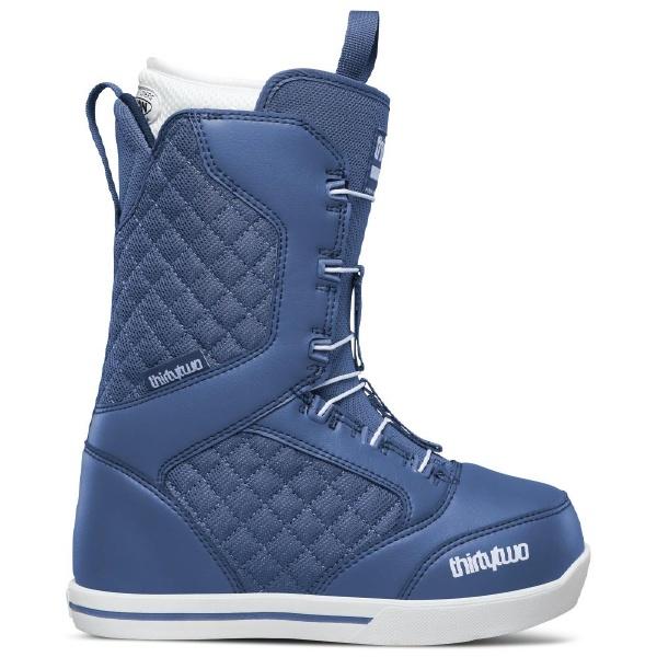 超爆安  THIRTY TWO(32)86 FT W'S '17 BLUE TWO(32)86 17-18モデル レディース レディース スノーボード FT ブーツ スノボー 靴, オウチチョウ:dc97b799 --- supercanaltv.zonalivresh.dominiotemporario.com