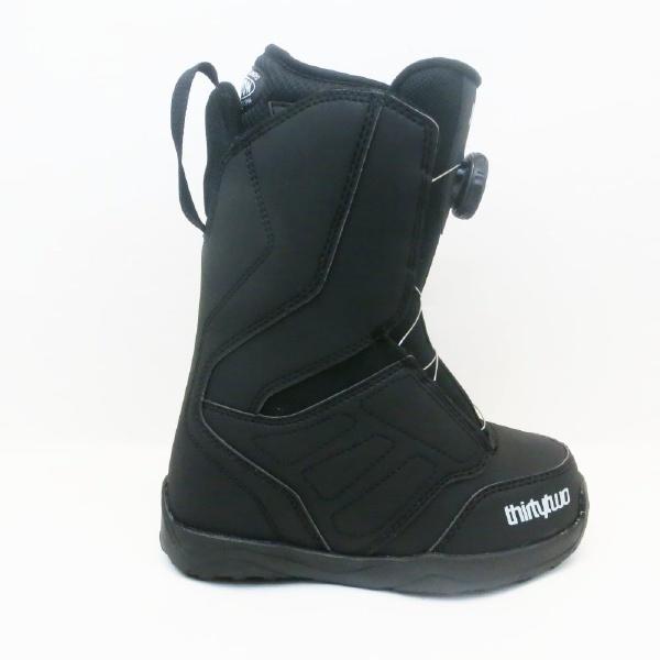 若者の大愛商品 THIRTY TWO(32)YOUTH ブーツ LASHED BOA '17 BLACK '17 17-18モデル キッズ BOA ジュニア スノーボード ブーツ スノボー 靴, ひのきの学習机専門店:10175d70 --- ifinanse.biz