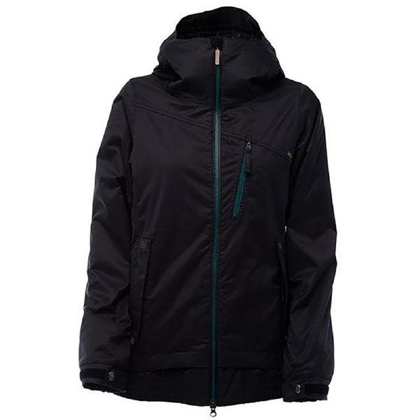 NIKITA(ニキータ)WOMENS ELM JACKET カラー(BLACK) ウェア ジャケット レディース スノーボード スノボー ★サイズ-S