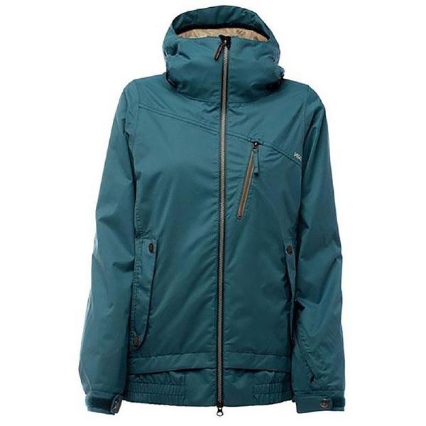 NIKITA(ニキータ)WOMENS ELM JACKET カラー(HYDRO BLUE) ウェア ジャケット レディース スノーボード スノボー ★サイズ-S
