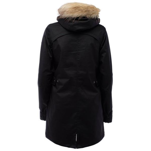 NIKITA(ニキータ)WOMENSASPENJACKETカラー(BLACK)ウェアジャケットレディーススノーボードスノボー★サイズ-S