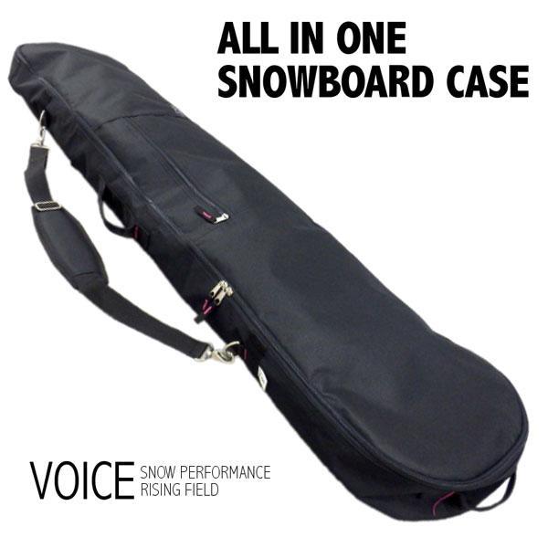 VO402スノーボードケースオールインワンメンズレディース