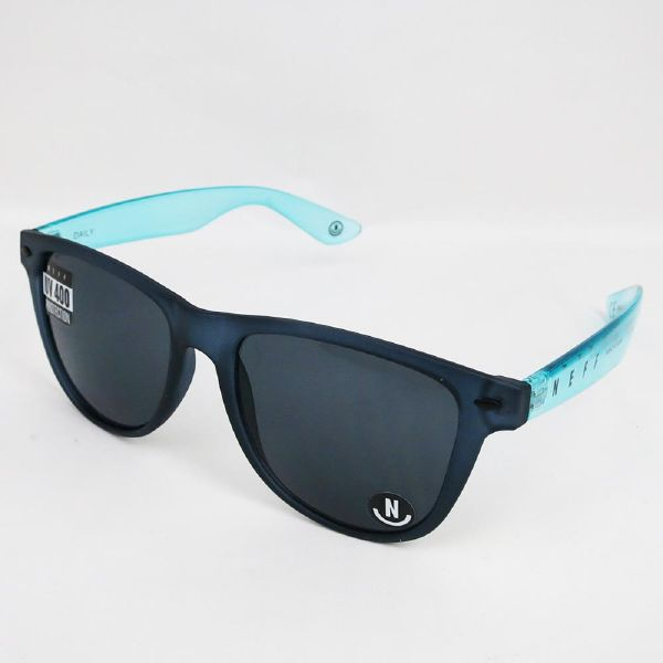 d983070d4a67a3 NEFF (Neff) NF0302 DAILY SHADES (BLACK/ICE) sunglasses glasses glasses surf  ...