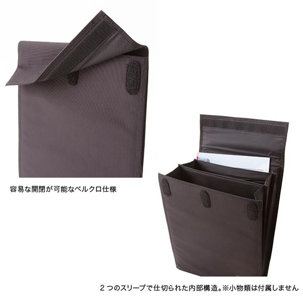 THE NORTH FACE(zanosufeisu)NM81613 SHUTTLE DOCUMENT HOLDER V梭子文獻持有人V