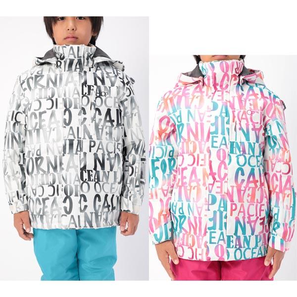 OP(オーピー)548600子供用ジャケット&パンツセットスノーボードウエアスキーキッズジュニアsnow