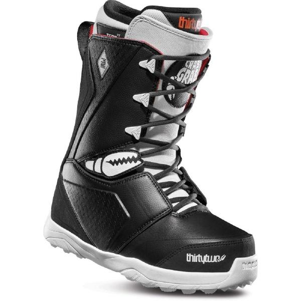 THIRTY TWO(32)LASHED CRAB GRAB BLACK RAW 18-19モデル メンズ スノーボード ブーツ スノボー 靴