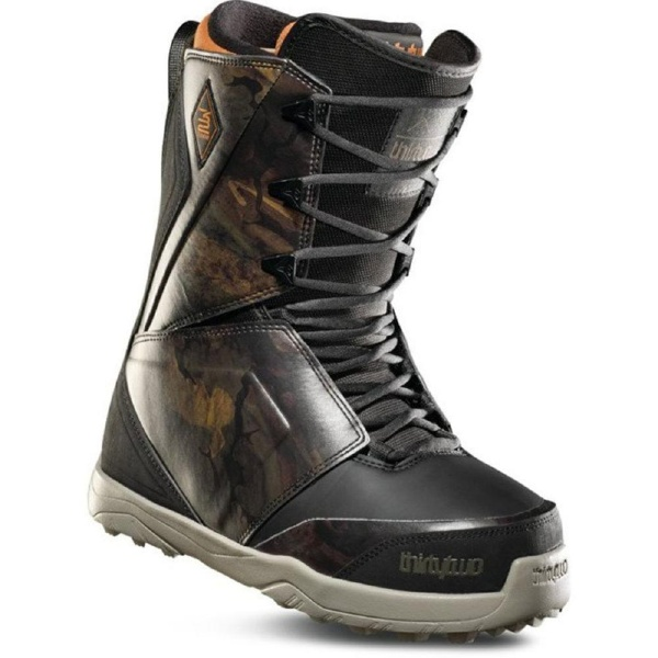 THIRTYTWO(32)LASHEDBLACK/CAMO18-19モデルメンズスノーボードブーツスノボー靴