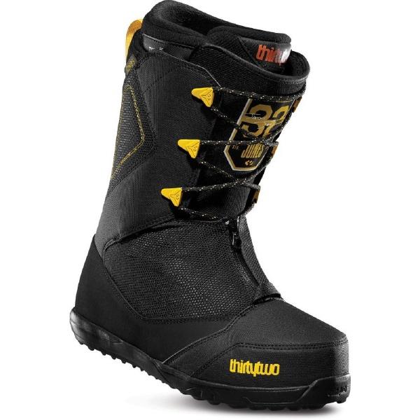 THIRTY TWO(32)ZEPHYR JONES BLACK/YELLOW 18-19モデル メンズ スノーボード ブーツ スノボー 靴