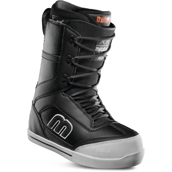THIRTY TWO(32)LO-CUT BLACK/WHITE 18-19モデル メンズ スノーボード ブーツ スノボー 靴