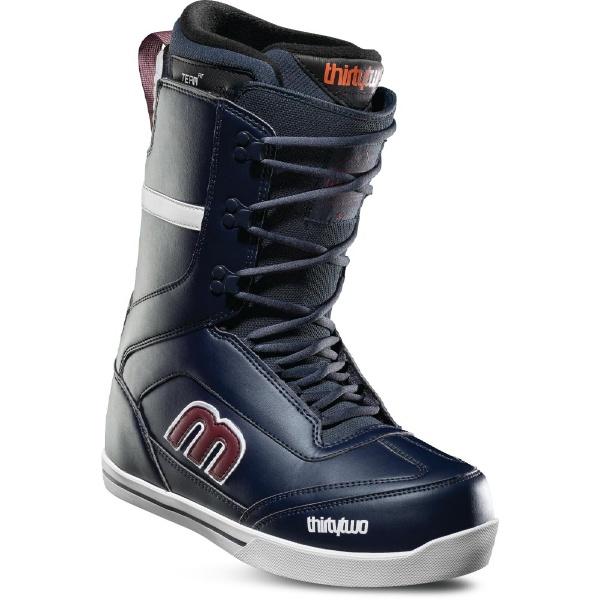 THIRTY TWO(32)LO-CUT NAVY 18-19モデル メンズ スノーボード ブーツ スノボー 靴