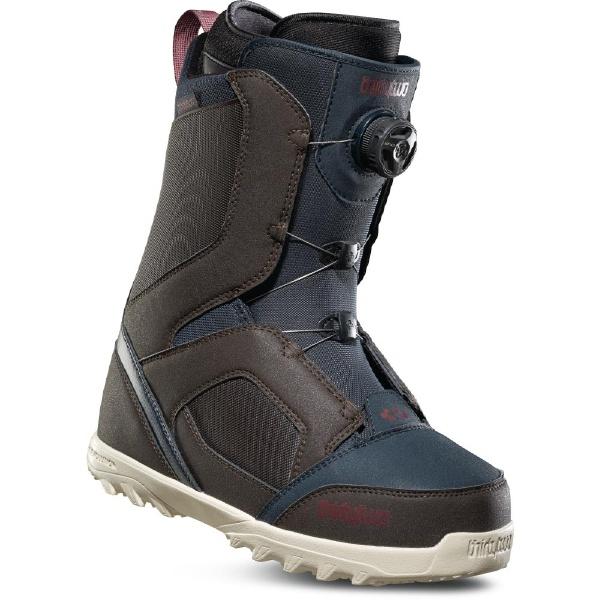 THIRTY TWO(32)STW BOA BROWN/NAVY 18-19モデル メンズ スノーボード ブーツ スノボー 靴