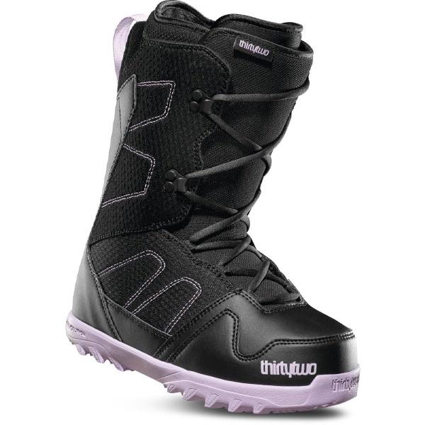 THIRTY TWO(32)EXIT W'S BLACK/PURPLE 18-19モデル レディース スノーボード ブーツ スノボー 靴