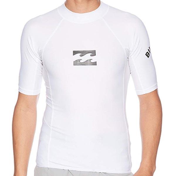 BILLABONG(ビラボン)AI011-850半袖Tシャツタイト(Carvico採用)RASHGUARDラッシュガード