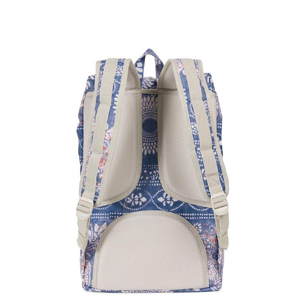 HERSCHEL(ハーシェル)LittleAmericaMid-VolumeChai/TanSyntheticLeather10020-01853-OSリュックサックバックパック通学通勤軽量