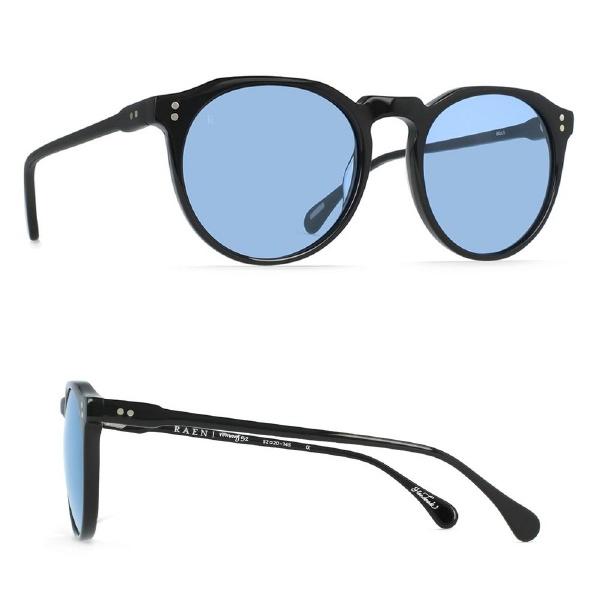 RAEN(レーン)REMMY52100U161REMカラー(BLACK/BLUE)レンズサイズ:52メンズレディースsunglassオシャレメガネ眼鏡