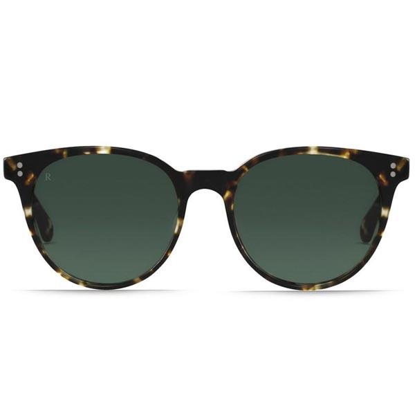 RAEN(レーン)NORIE Brindle Tortoise Green 100W161NOR レンズサイズ:53 メンズ レディース sunglass オシャレ メガネ 眼鏡