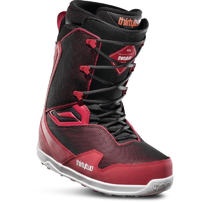 32(THIRTYTWO) THIRTYTWO32S TM-2 19 RED/BLACK 19-20モデル メンズ スノーボード ブーツ スノボー 靴
