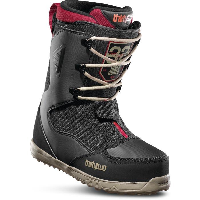 32(THIRTYTWO) THIRTYTWO32S ZEPHYR JONES19 BLACK/TAN/RED 19-20モデル メンズ スノーボード ブーツ スノボー 靴