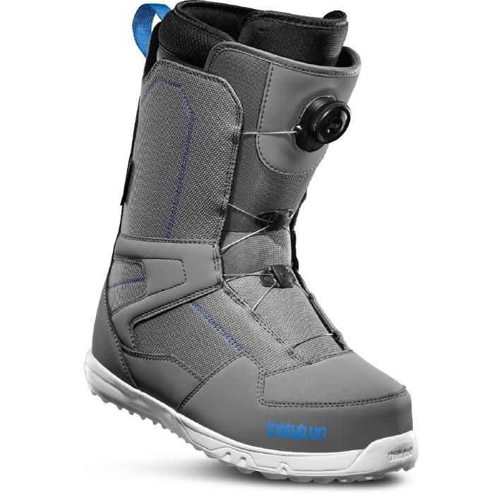 32(THIRTYTWO) THIRTYTWO32S SHIFTY BOA19 GREY 19-20モデル メンズ スノーボード ブーツ スノボー 靴