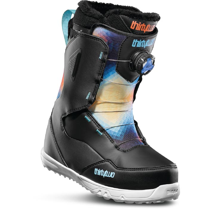 32(THIRTYTWO) THIRTYTWO32S WS ZEPHYR BOA19 BLACK/BLUE/WHITE 19-20モデル レディース スノーボード ブーツ スノボー 靴