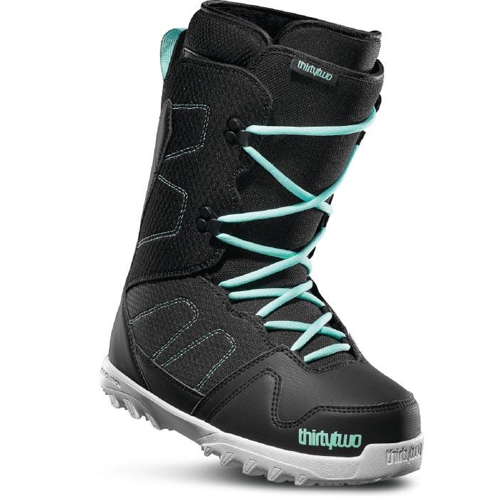 32(THIRTYTWO) THIRTYTWO32S WS EXIT19 BLACK/MINT 19-20モデル レディース スノーボード ブーツ スノボー 靴