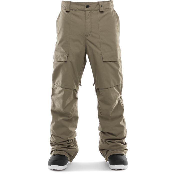 32(THIRTYTWO) THIRTYTWO32S ALPHA PANT OLIVE 19-20モデル スノーボード メンズ パンツ