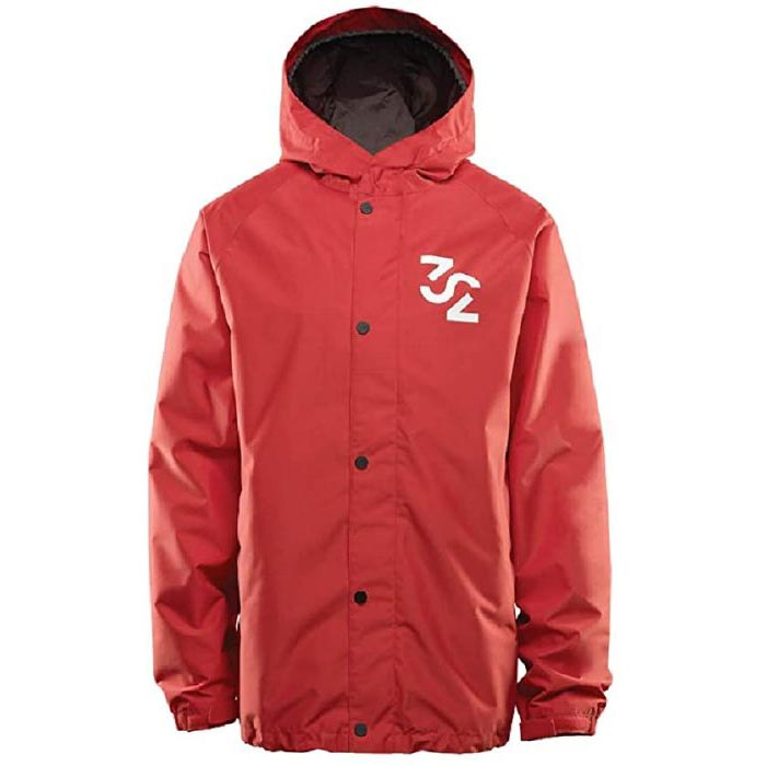 32(THIRTYTWO) 32S YOUTH LEAGUE JACKET RED 19-20モデル スノーボード ジュニア ジャケット