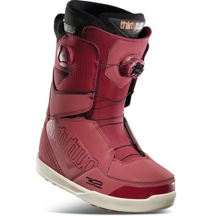 32(THIRTYTWO)LASHEDD.BOARED20-21モデルメンズスノーボードブーツスノボー靴