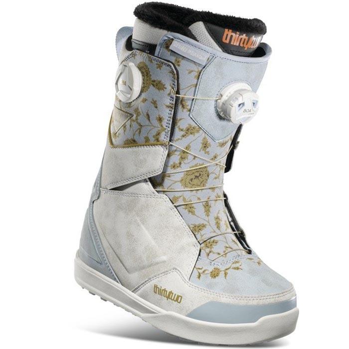 2020-2021 メーカーサンプル品 高額売筋 展示会使用サンプル品 32 THIRTYTWO LASHED D.BOA WS MELANCON スノボー 20-21モデル 即納送料無料 レディース ブーツ スノーボード 靴