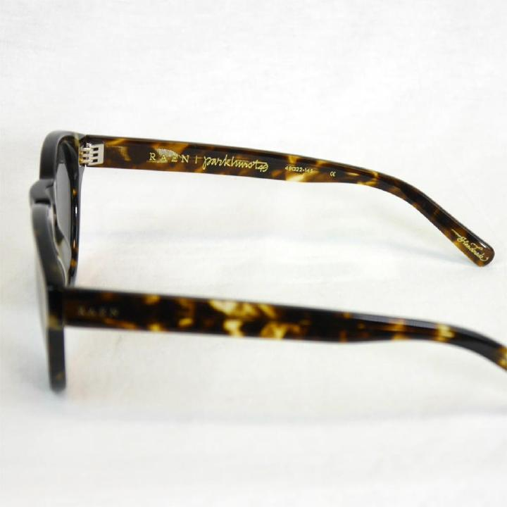 RAEN(レーン)PARKHURST100U171PRKSIZE49メンズレディースsunglassオシャレメガネ眼鏡
