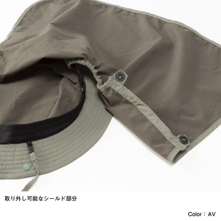 THENORTHFACE(ザノースフェイス)NN02103SUNSHIELDHATサンシールドハット帽子メンズレディース