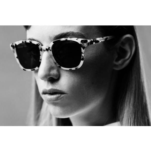 2d430c126ea2 KOMONO common sunglasses KOM-S1713 RENEE (CRAFTED) (INDIGO DEMI) Belgium  brand mens Womens unisex UV cases