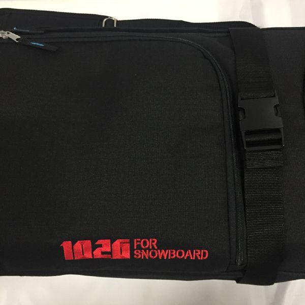 FSC950スノーボードケースオールインワン3ポケットで個別収納可!3WAY全面パッッド入り大容量