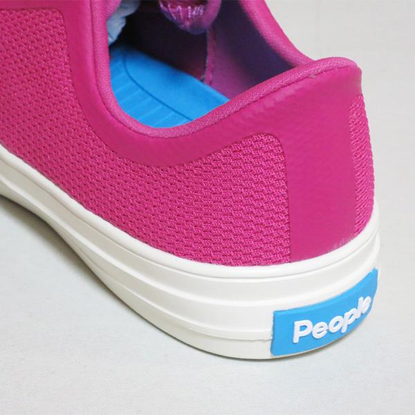 PEOPLEFOOTWEAR(ピープルフットウェアー)THEPHILLIPS(ザフィリップス)レディーススニーカー軽量モデル(HEARTBEATPINKw/PICKETWHITE)