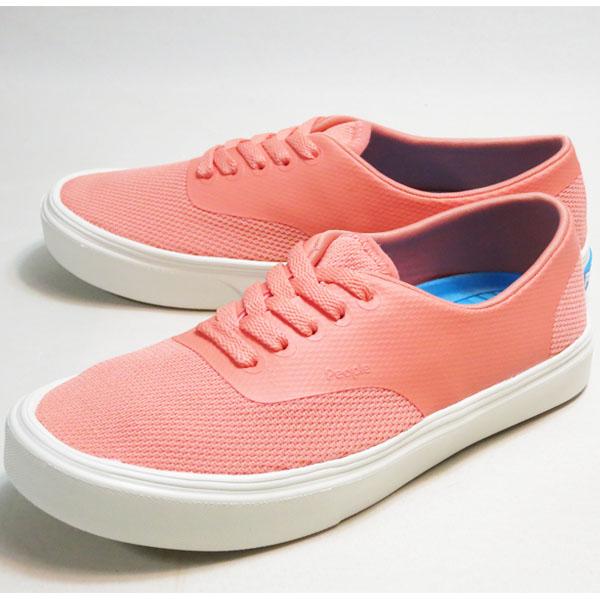 PEOPLE(ピープル)PEOPLEFOOTWEARピープルフットウェアーTHESTANLEYメンズレディース軽量通気性靴シューズスニーカーピープルフットウェア(PEACHYPINKw/PICKETWHITE)