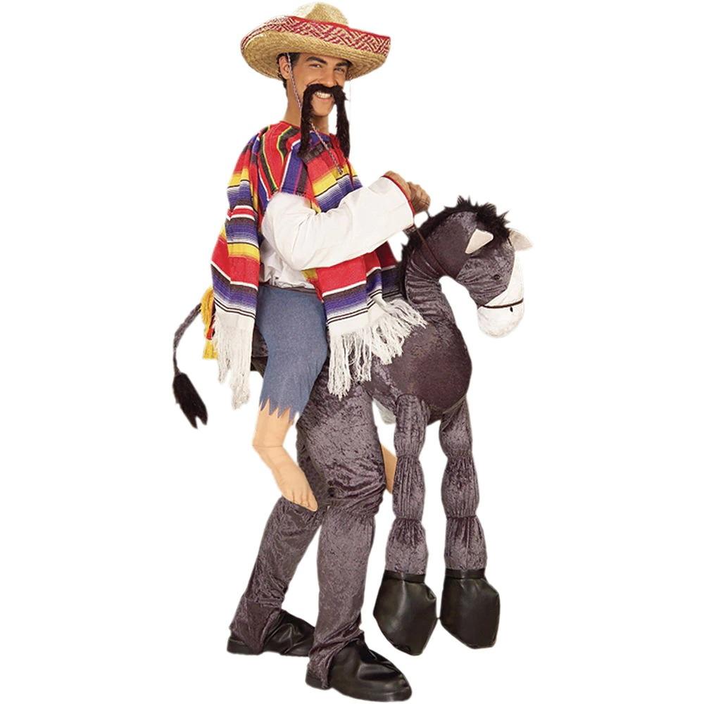 ★アメリカで大人気★ ヘイ、アミーゴ!!メキシカンドンキー着ぐるみコスチュームセット