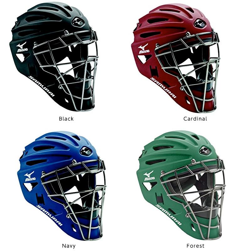 ミズノUSA Catcher's Samurai サムライG4ホッケー型キャッチャーマスク(大人用)Mizuno G4 Samurai Catcher's Helmet Helmet, star&bars:1dfbbaa5 --- sunward.msk.ru