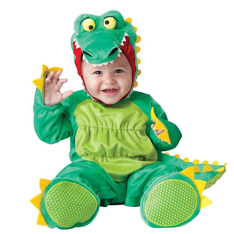 めっちゃかわいい赤ちゃん用着ぐるみ『ベイビー・キュートワニ』