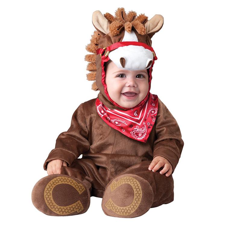 めっちゃかわいい赤ちゃん用着ぐるみ『ベイビー・ポニー』