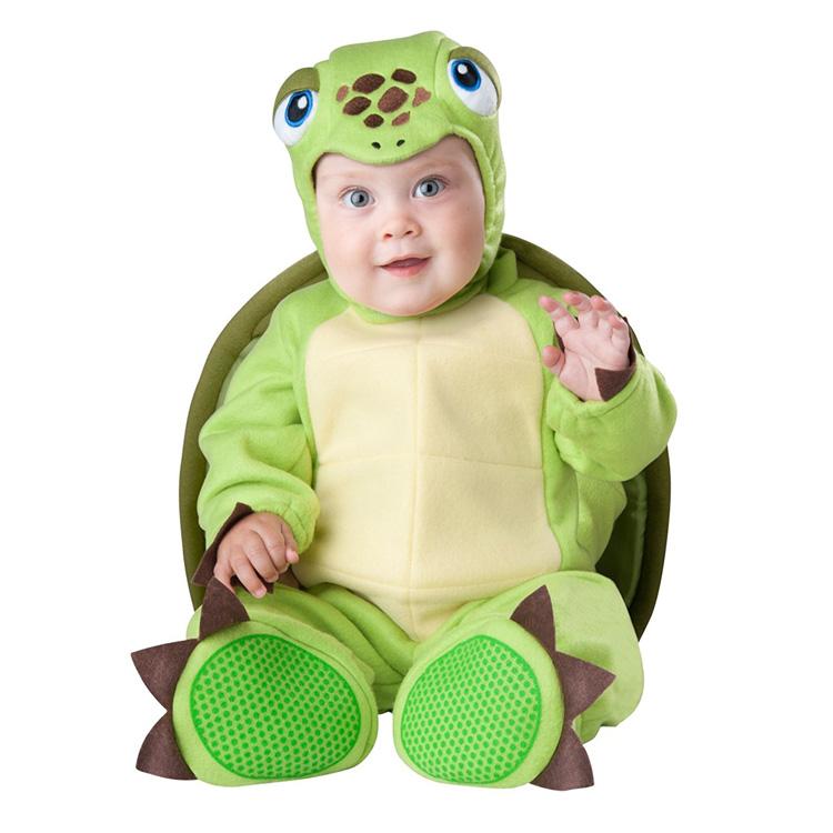 めっちゃかわいい赤ちゃん用着ぐるみ『ベイビー・タートル亀』