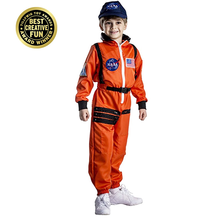めっちゃかわいいキッズ用コスチューム『キッズ・宇宙飛行士』