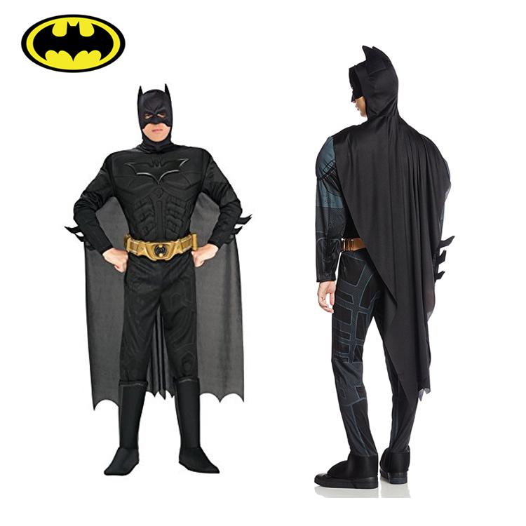 大人気アメコミ『バットマン』全身コスプレ