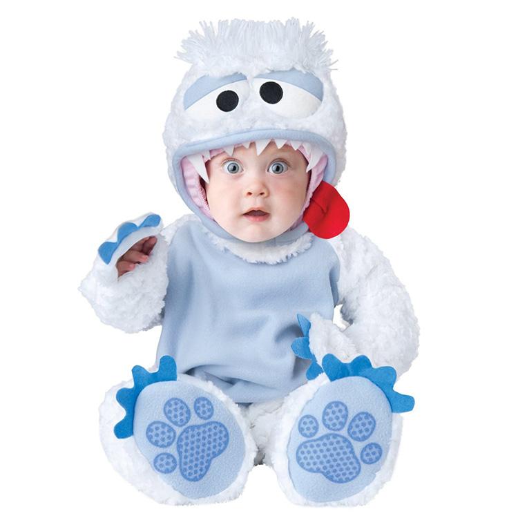 めっちゃかわいい赤ちゃん用着ぐるみ『ベイビー・スノーベイビー』