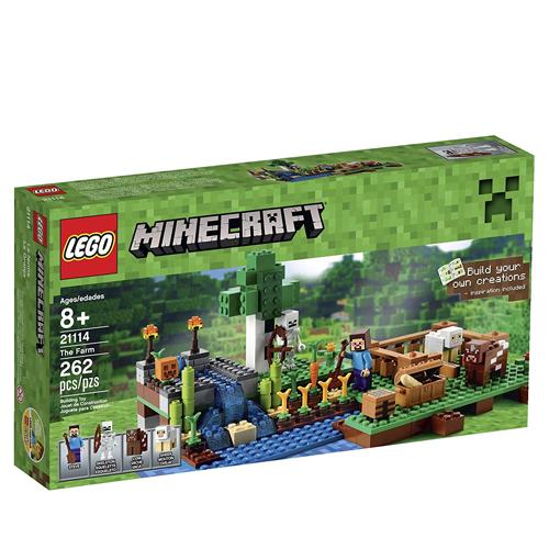 レゴマインクラフト21114 LEGO Minecraft The Farm