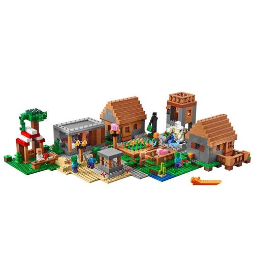 レゴマインクラフト21128 LEGO Minecraft The Village